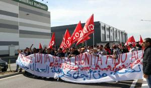New year, old struggles: the strike for the collective agreement in the logistics sector